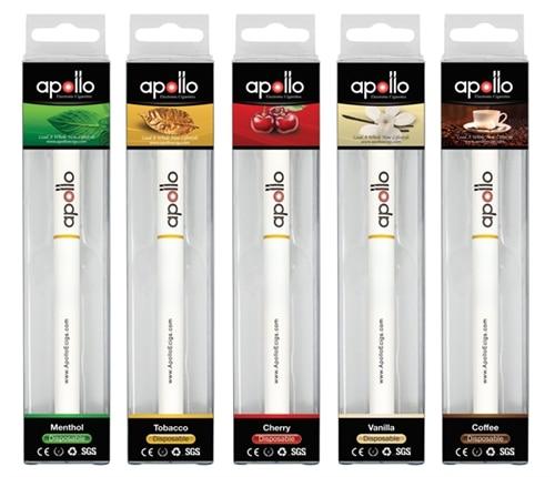 Einweg E-Zigaretten
