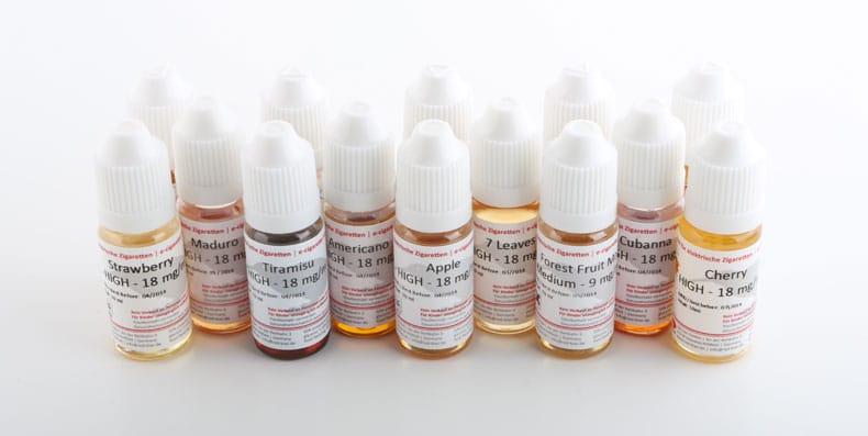 red kiwi e-liquids
