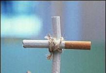 Zwei-Drittel aller Raucher sterben an durch Tabak verursachten Ursachen