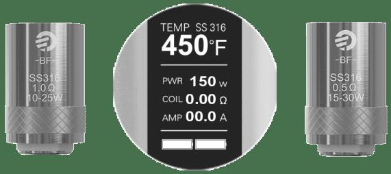 Temperaturkontrolle