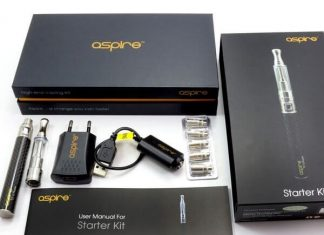Aspire K1 Starter Set Test