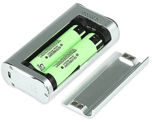 Lebensdauer der Batterie