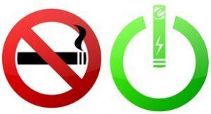 Dämpfen und rauchen