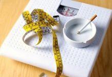 Gewichtszunahme Rauchen