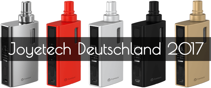 joyetech deutschland 2017