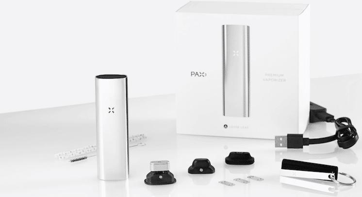 pax3 vaporizer test