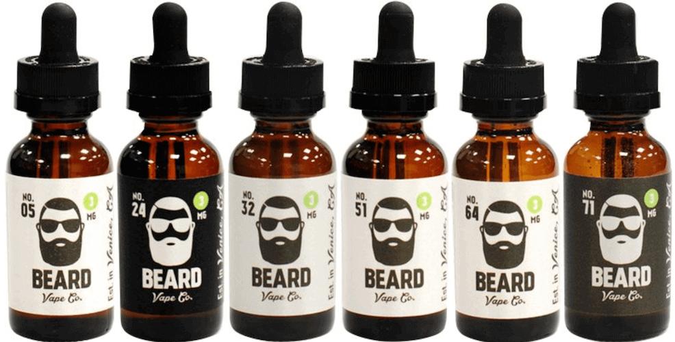 beard vape aroma