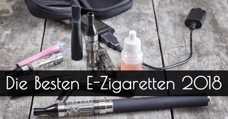die beste e-zigarette test