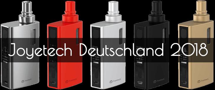 joyetech deutschland 2018