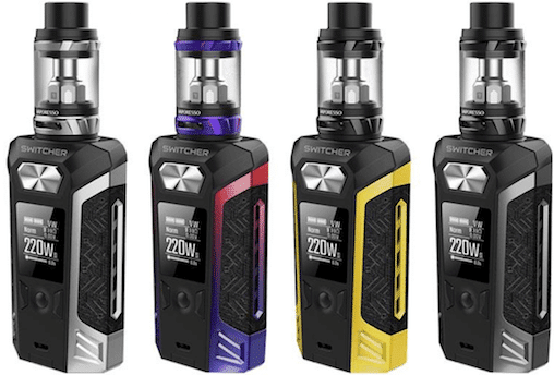 vaporesso switcher