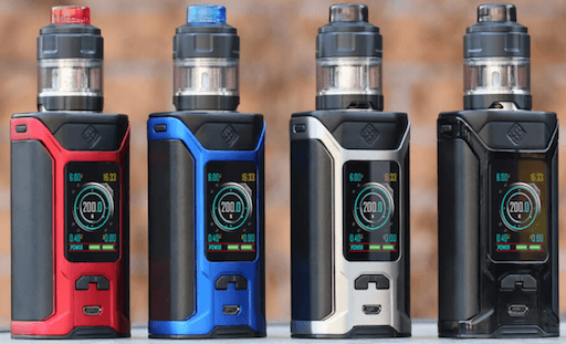 wismec sinuous ravage
