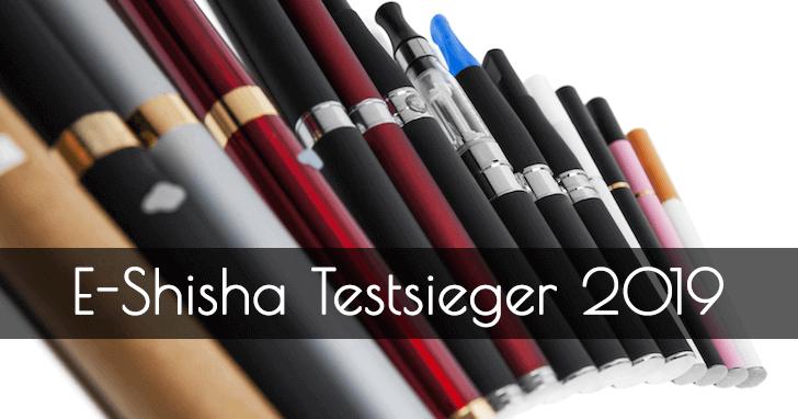 Die beste E-Shisha im Test 09/2019 | Kaufen Sie den Testsieger