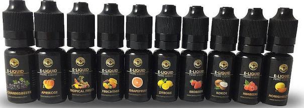 Los Liquidos E-Liquid