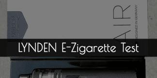 lynden e-zigarette test