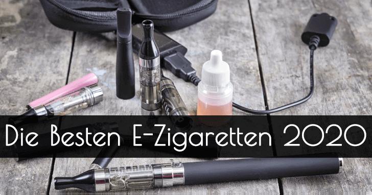 die beste e-zigarette test 2020