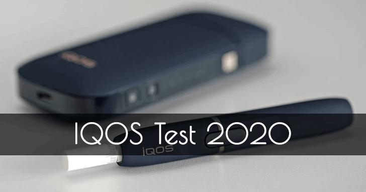 iqos test Deutschland 2020