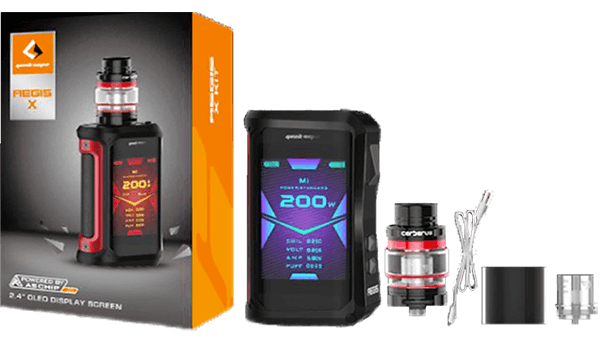 Geekvape Aegis X 200W starter kit