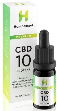 Hempamed Premium 10%