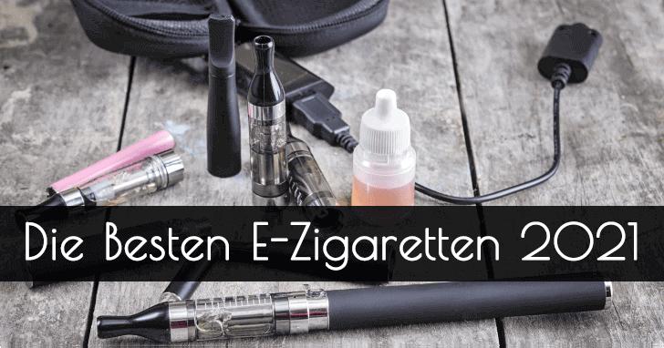 die beste e-zigarette test 2021